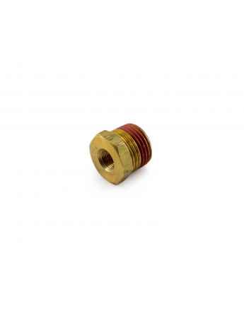 1/2NPT to 1/8NPT Oil Temperature Sensor Adapter