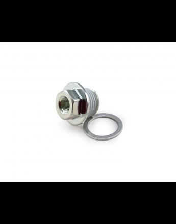 M18 to 1/8PT Oil Tempature Sensor Adapter