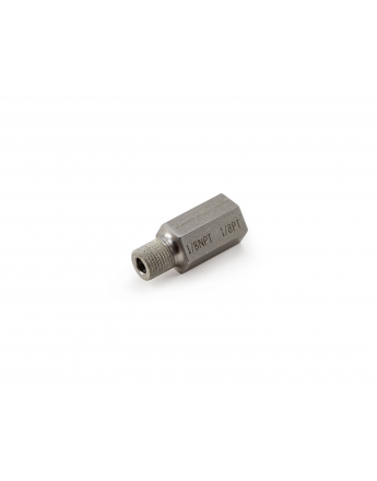 1/8NPT to 1/8PT Adapter
